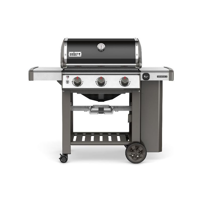 Image of WEBER Barbecue gas - Genesis II E-310 GBS Gas Grill + Plancha